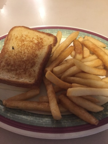 Teddy's Grilled Cheese